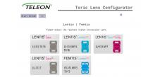 Toric Lens Configurator